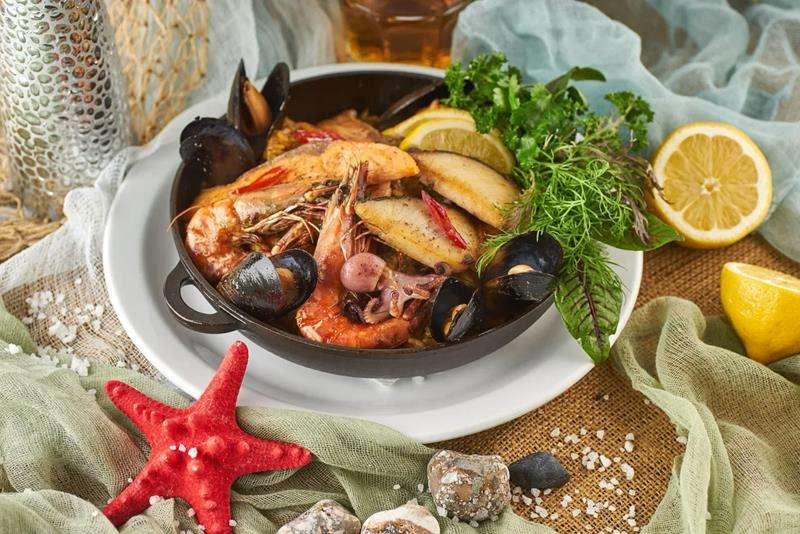 Закажите доставку из ресторана в Алупке Паэльи | Таверна Онейро