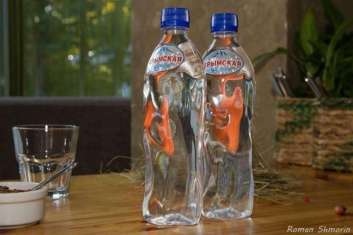 Закажите Мин. Воду Крымская Горная газ/нг (стекло)| Таверна Онейро