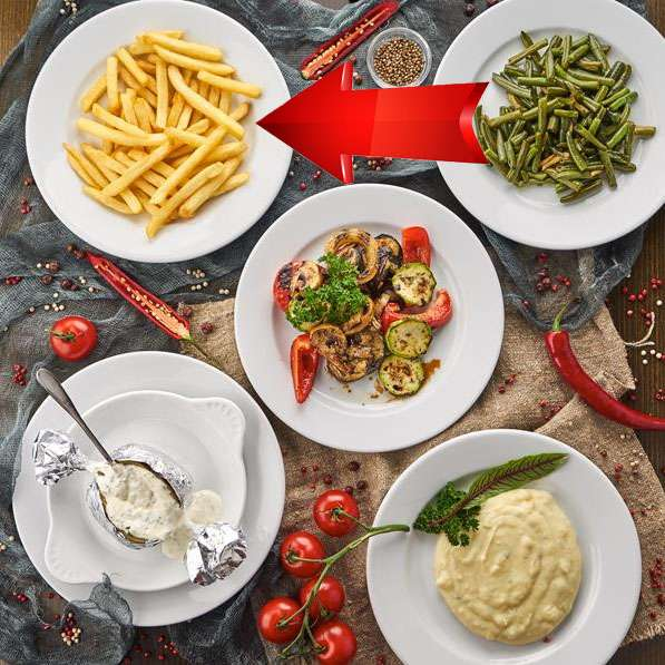 Закажите доставку из ресторана Картофеля Фри   Таверна Онейро