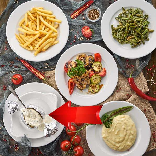Закажите доставку из ресторана Картофеля Печеного   Таверна Онейро
