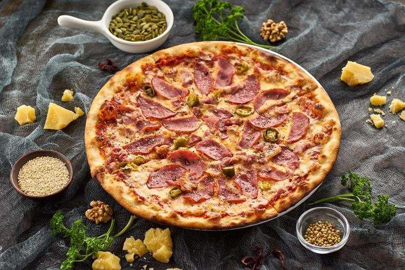 Закажите доставку в Алупке Пиццы Ди Карне | Таверна Онейро